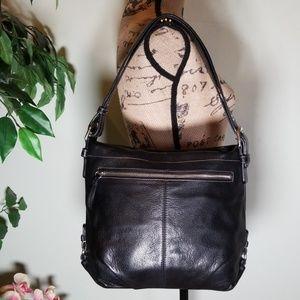 Coach Leather Crossbody/Shoulder Bag